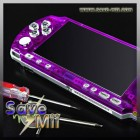 PSP3 - Faceplate (TRANSPARANT PAARS)
