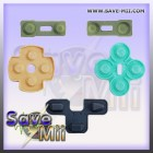 PS2 - Rubber Knoppen Set