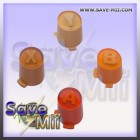 360 - ABXY Boutons Set (ORANGE)