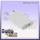 APPLE - Mini USB AC Oplader (WIT)