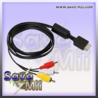 PS - Composite Audio Video Kabel