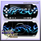 PSP3 - Decalgirl Stickers (COOL TRIBAL)