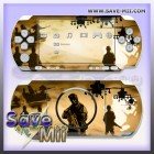 PSP3 - Decalgirl Stickers (DESERT OPS)