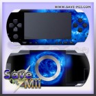PSP1 - Decalgirl Stickers (BLUE GIANT)