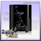 PS3 - Decalgirl Stickers (BLUE DRAGON)