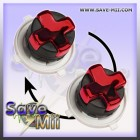 360 - Transformation D-Pad (ROUGE)