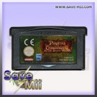 GBA - Pirates of the Caribbean