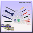 APPLE - 12 in 1 Unlock Opening Tool
