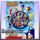 Gacha Sonic the Hedgehog Magneet