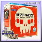 PS3 - Resistance 3 Survivor Edition