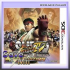 3DS - Super Street Fighter IV - 3D Edition