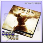 PS3 Slim - Decalgirl Stickers (GOD OF WAR)