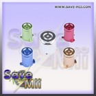 360 - Bullet ABXY Knoppen Set (COLOR)