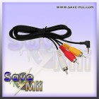 360 Slim E - Composite Audio Video Kabel