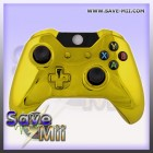 Xbox One - Controller Behuizing (CHROME GOUD)