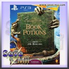 PS3 - Wonderbook - Book of Potions + Move
