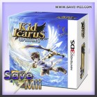 3DS - Kid Icarus Uprising + Stand