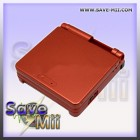 GBA SP - Vervang Behuizing (ROOD)