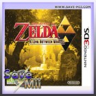 3DS - Legend of Zelda - A link between worlds
