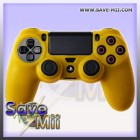 PS4 - Controller Silikoon Hoes (GEEL)