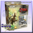 WiiU - Zelda Twilight Princess + Amiibo