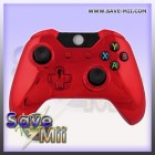Xbox One - Controller Behuizing V2 (CHROME ROOD)