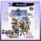 GC - Final Fantasy Crystal Chronicles (Gebruikt)