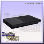 PS2 Slim - Spelcomputer (Console Only - USED)