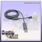 360 - Play & Charge Kabel (WIT)
