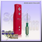 Wii - Remote Behuizing (ROOD)